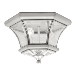 Livex Lighting - Livex Lighting 7052-91 Ceiling Light/Flush Mount Light - Livex Lighting 7052-91 Ceiling Light/Flush Mount Light