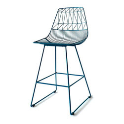 Bend Seating - Bend Seating - Lucy Counter Stool - Refresh your dining area with graceful and elegant Lucy Counter Stools. Distinctive kitchen stools can be used indoors or out, Sturdy construction.