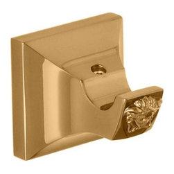 Versace - Versace SUPERBE GOLD Robe Hook / Clothes Hanger - Versace Robe Hook