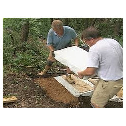 """New Lightweight Rocksteps - Easy to Install Steps 3"""" steps only weighing 125#"""