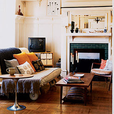 Lotta Jansdotter Living Room < How to live in a small space - Sunset.com
