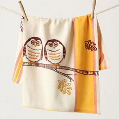 modern dishtowels by Anthropologie