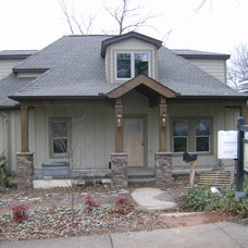 Traditional Exterior by AJH Renovations, LLC