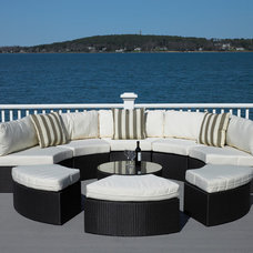 Modern Patio Furniture And Outdoor Furniture by Fresh Interiors