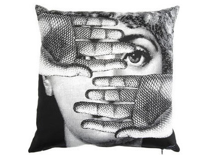 eclectic pillows by Barneys New York