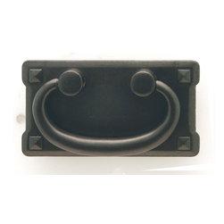 Hafele - Hafele 118.95.310 Black Bail Pulls - Hafele item number 118.95.310 is a beautifully finished Black Bail Pull.