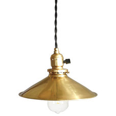Contemporary Pendant Lighting by High Street Market