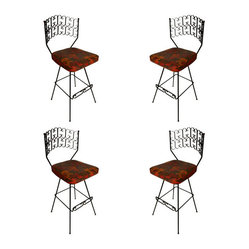 Classic Arthur Umanoff Swivel Bar/Counter Stools
