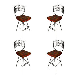 Classic Arthur Umanoff Swivel Bar/Counter Stools - These were designed during a moment in the midcentury design movement when everything got a little less severe. However, they have a great relevance to the period and are not super expensive. I know they would add some serious flair to a casual room.