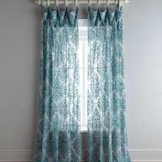 Traditional Curtains by Horchow