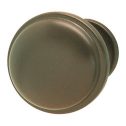 Hafele - Oil Rubbed Bronze Cabinet Knobs - Hafele item number 134.09.330 is a beautifully finished Oil Rubbed Bronze Cabinet Knobs. Product Diminsion(s): Hole Spacing: 128.016 mm. / 5 1/32 in.Diameter: 36.068 mm. / 1 13/32 in.Projection: 66.548 mm. / 2 5/8 in.