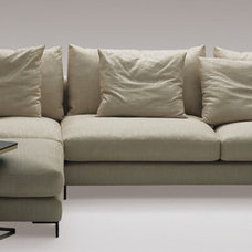 Contemporary Sofas by AT HOM