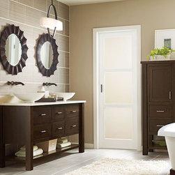 Omega Bathroom Collection - Masterbrand Omega Cabinets