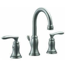 Modern Bathroom Faucets And Showerheads by BuilderDepot, Inc.