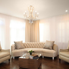 Modern Curtains by Signature Home Fashions