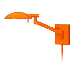 Sonneman - Sonneman 7085.68 Perch Pharmacy Swing Arm Wall Lamp - Sonneman 7085.68 Perch Pharmacy Swing Arm Wall Lamp