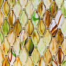 Modern Mosaic Tile by American Tile and Stone/Backsplashtogo
