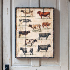 Eclectic Artwork by Iron Accents