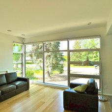 Modern Windows by Duxton Windows & Doors