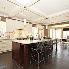 Contemporary Kitchen by Elite Staging and Redesign, LLC