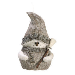 Silk Plants Direct - Silk Plants Direct Snowman Ornament (Pack of 6) - Pack of 6. Silk Plants Direct specializes in manufacturing, design and supply of the most life-like, premium quality artificial plants, trees, flowers, arrangements, topiaries and containers for home, office and commercial use. Our Snowman Ornament includes the following: