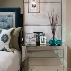 Contemporary Side Tables And Accent Tables by Glam Furniture LLC