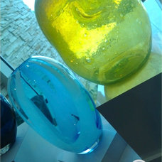 Eclectic Vases by Donna Frasca