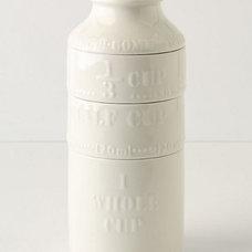 Contemporary Measuring Cups Milk Bottle Measuring Cups