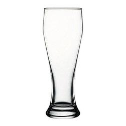 Hospitality Glass - 7.75H x 3T x 2.5B 14 oz Pilsner Glasses 24 Ct - 14 oz Pilsner