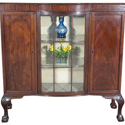 Curio Cabinet Buffet Buffets & Sideboards: Find Credenzas and Buffet Table Ideas Online