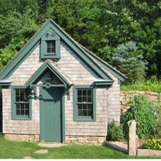 Garden Shed - known as 'Little Girl' - Fine Homebuilding