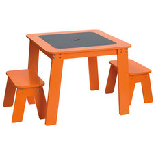 Contemporary Kids Tables by giggle