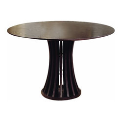 Sunpan Aziz Round Dining Table