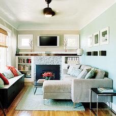 Put Furniture to Work < Living Room Ideas - Sunset.com