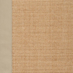 Surya - Surya Natural Fiber Clinton Beige 8'x10' Rectangle Area Rug - The Clinton area rug Collection offers an affordable assortment of Natural Fiber stylings. Clinton features a blend of natural Beige color. Machine Made of 100% Sisal the Clinton Collection is an intriguing compliment to any decor.