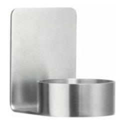 Smedbo - Smedbo Tea Light Candle Holder Self Adhesive, Steel - Smedbo Tea Light Candle Holder Self Adhesive, Steel