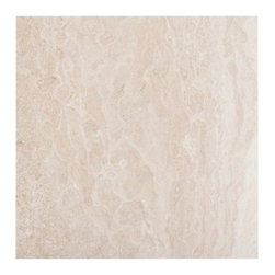 Cote D Azur Onyx Brushed Travertine Tile -