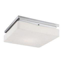 Eurofase Lighting - Eurofase Lighting 26632 Ellsworth 1 LED Light Flush Mount Ceiling Fixture - Features: