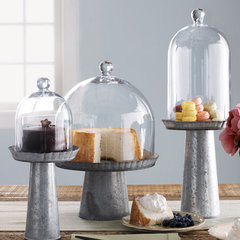 contemporary serveware by Neiman Marcus