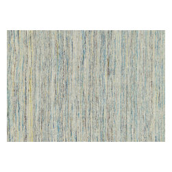 Loloi - Loloi Oliver Collection OLIVOV-01NN0093D0 Rug - The Oliver Collection is a Jacquard-woven dhurrie line that features effervescent polyester silk in a series of colorscapes that will update any interior. Available in six colors: mulberry, Mediterranean, lava, marine, charcoal, and aqua.