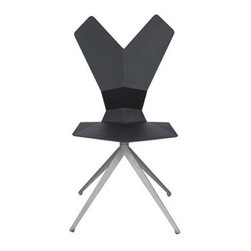 Tom Dixon - Tom Dixon | Y Chair - Swivel Base - Design by Tom Dixon, 2013.