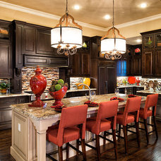 Traditional Kitchen by Whitman Interiors