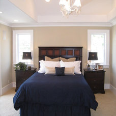 Traditional Bedroom by Premier Home Staging and Interiors, LLC