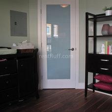 Contemporary Bedroom by Flüff Designs & Decor
