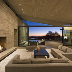 Contemporary-luxury-desert-house-architecture-and-design | ArhZine – Interior