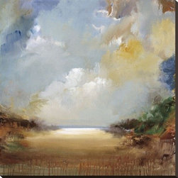 Artcom - Haven by Cat Tesla - Haven by Cat Tesla is a Stretched Canvas Print.