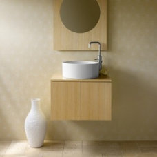 Wall Mount Bathroom Vanities for a Sleek Modern Bathroom Design