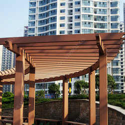 Wood plastic Pergolas - Check our website to know more information and detail please.
