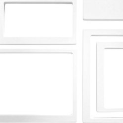 Wallter Rectangles Wall Applications