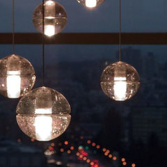 modern chandeliers by Lightopia